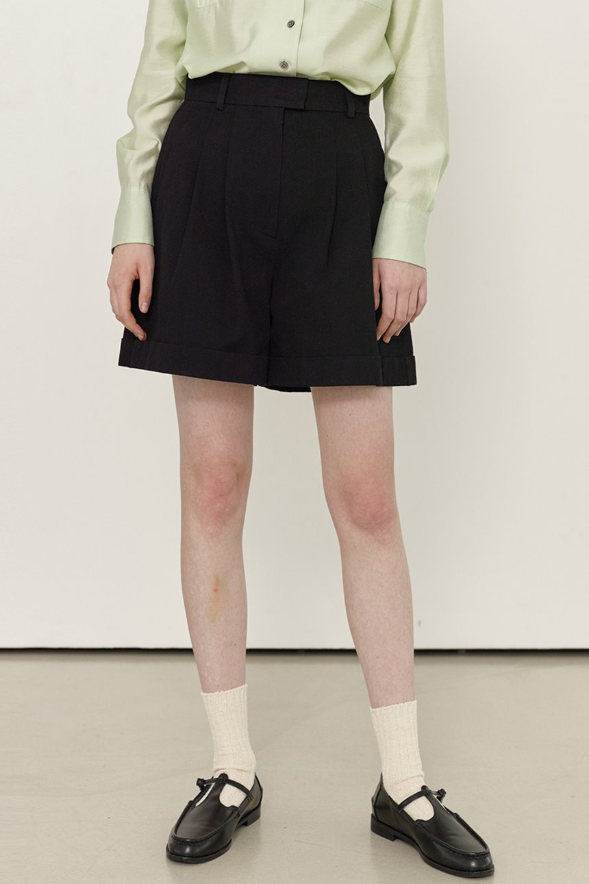 SONGAK Short pants (Black)